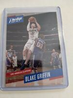 2017-18 Prestige Panini #26 Blake Griffin Los Angeles Clippers