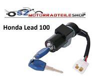 Zündschloss Zündung Zündschlosssatz passend f. Honda Lead 100