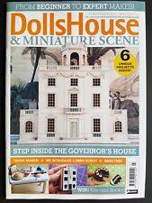 DOLLS HOUSE AND MINIATURE SCENE MAGAZINE - ISSUE 286