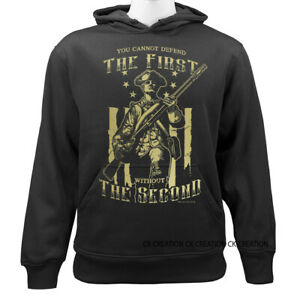The Patriot Graphic Pullover Hoodie