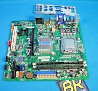 Foxconn MCP73M02H1 2DDR2 2gb (4gb) INTEL PENTIUM DUAL-CORE SLA8X W/I/O SHEILD