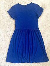 Topshop Cotton Blend Dresses for Mini