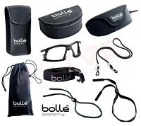 Bolle Safety Glasses Goggles Protection Case Pouch Adjustable Cord Eye Accessory