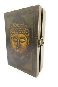 Key Box Buddha India Thailand Antique Key Box India
