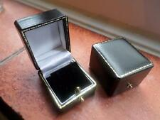 NEW QUALITY VINTAGE STYLE JEWELLERY BOX. JEWELRY CASE. JEWELLERS EARRINGS BOX