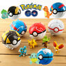 """Arrival Bounce Pokeball with Pokemon figure toys Pikachu Charmeleon Squirtle 2"""""""