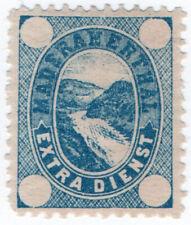 (I.B) Switzerland Hotel Stamp : Maderanerthal (undenominated)