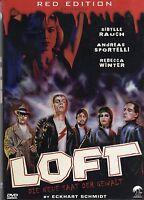 Loft , uncut , small Hardbox , DVD , new and sealed , Eckhart Schmidt
