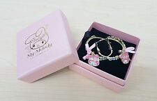 Sanrio My Melody 40th Anniversary Earring W/ Gift Box Registered Shipping