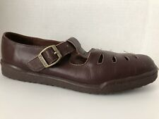 Propet Shoes Womens Size 8 M Brown Mary Jane Loafers 8M W3600