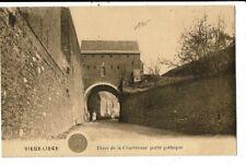 CPA-Carte Postale -Belgique-Vieux Liège Thier de la Chartreuse porte gothique