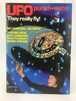 UFO Punch-Outs That Really Fly Vintage UNPUNCHED Random House 1979