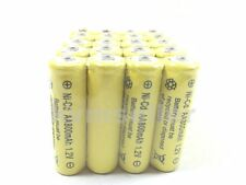 20x AA 800mAh 2A Size 1.2V Rechargeable Battery For Garden Solar Light Green P20