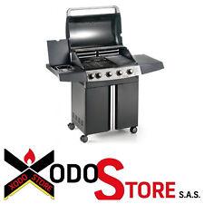 Gas Expert 5 Eco Plus Barbecue OMPAGRILL Fornello laterale Chiama x SCONTO BBQ