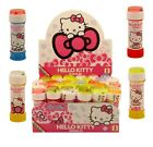 HELLO KITTY - BUBBLES (Choose Amount) Girl/Kids Party Bag Filler Loot Toys