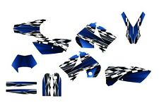 2005 - 2007 Graphics for KTM EXC 125 250 450 525 Free Custom Service #2500 Blue