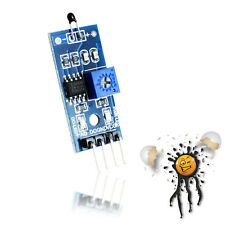 Arduino Temperatur Sensor 4 Pin Vers Module analog digital Out 20°C - 80°C LM393