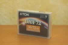 TDK DC4-170S DDS-5 DAT 72 Band Data Cartridge 36/72 GB