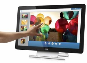 """Dell P2314Tt 23"""" Touchscreen Widescreen Monitor w/All Cables and 90 Day Warranty"""