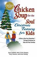 Chicken Soup for the Soul Christmas Treasury for Kids: A Story a Day from Decem