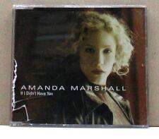 Amanda Marshall ?– If I Didn't Have You [cd, single, germania, 1999]