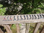 LOT OF 14 ANTIQUE LEAD TOY SOLDIERS
