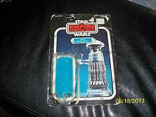 Vintage Star wars Empire 31 Back FX-7 original cardback and bubble