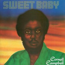Cornell Campbell(CD Album)Sweet Baby-Burning Sounds-BSRCD957-UK-2017-New