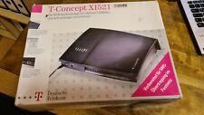 T-Concept XI521 ISDN-Anlage Dt. Telekom (gekauft Okt. 2002) in OVP