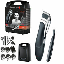 REMINGTON MEN CORDLESS CLIPPER GROOMING KIT HAIR CUTTING SET CUTTER RECHARGEABLE