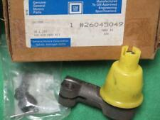 26045049 36-9523 GM FRONT STEERING OUTER TIE ROD END ORIGINAL EQUIIPMENT PART