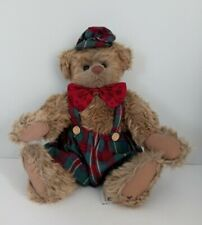 New ListingGanz Cottage Collectible Dempster Cc144 16 inch Plush Teddy Bear Lorraine Chien