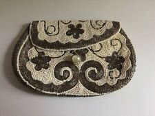 Antique Edwardian French Micro Bead Purse