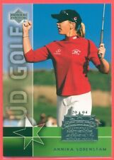 ANNIKA SORENSTAM 2004 Upper Deck National Trading Card Day #UD-1