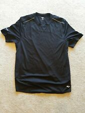 Men's Everlast Black Activewear Short Sleeve Shirt Size L