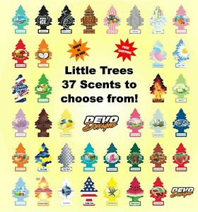 Little Trees Car Home Office Hanging Air Freshener (1/Pack) Buy 3 get 1 FREE**