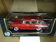 1957 Nomad Red Metallic from ROAD TOUGH  NEW IN BOX  (MUST GO)