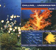 Various Artists / Chilling, ..underwater Vol. 1 (2 x CD) new