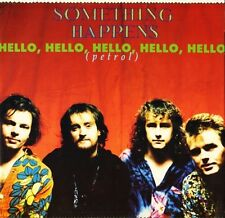 "SOMETHING HAPPENS hello hello hello hello hello (petrol) VST 1246 12"" PS VG/EX"
