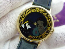 "SNOW WHITE,Disney,RARE 1 of 750,Evil Queen's ""Magic Mirror"",KIDS LADIES WATCH,C1"
