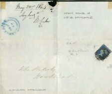 GB Letter Re WILLIAM WORDSWORTH Ivy Howe Westmorland POETRY 2d Blue Cover Ap494
