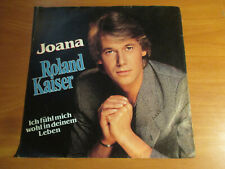 80er Jahre - Roland Kaiser - Joana