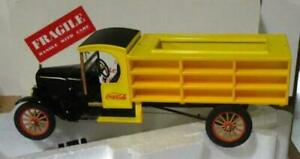 1927 Coca-Cola Delivery Truck by Danbury Mint  LOT #3
