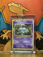 Mew Holo Evolutions NM, 53/108 Pokemon Card
