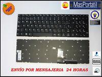 TECLADO ESPAÑOL NUEVO PORTATIL LENOVO IDEAPAD 510-15ISK SN20K82487 TEC44