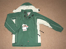 NEW SWAG THERMO GENTS SNOWBOARD  JACKET (LARGE) GREEN