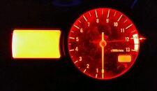 Rojo Yamaha YZF R1 5JJ 2000-2001led Kit De Reloj lightenupgrade