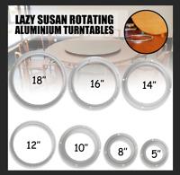 5.5''-18'' Heavy Duty Metal Lazy Susan Bearing Rotating Turntable Bearing Plate