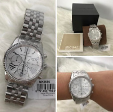 Michael Kors Lexington Chronograph Ladies Watch 38mm MK5555