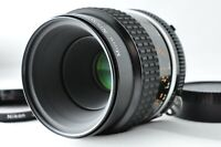 [Near Mint] Nikon AI-S AIS MICRO NIKKOR 55mm f/2.8 MF LENS from JAPAN BY DHL #07